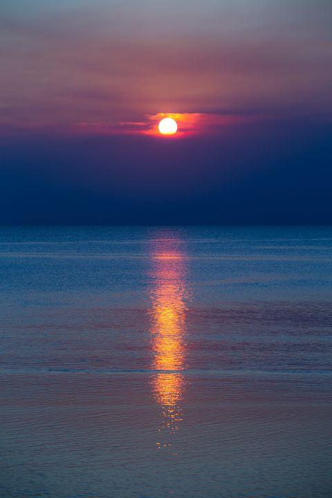 Madagascar Sunset - Heatherae Photography