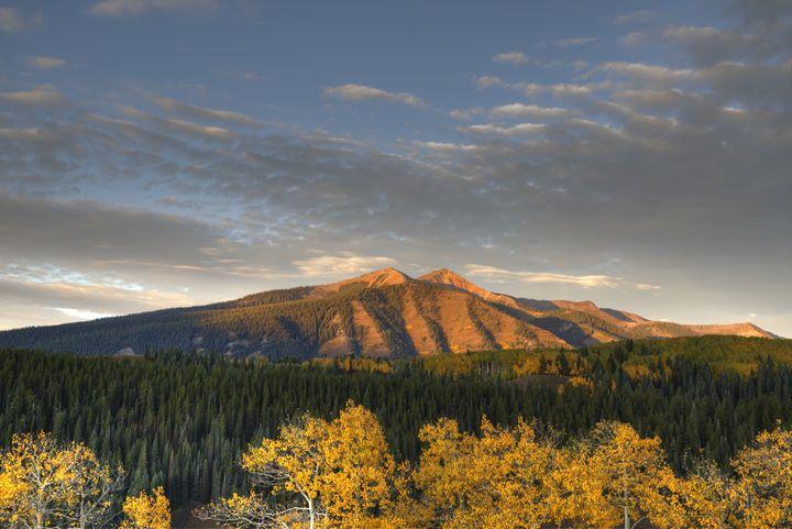 CO Mountains - Heatherae Photography