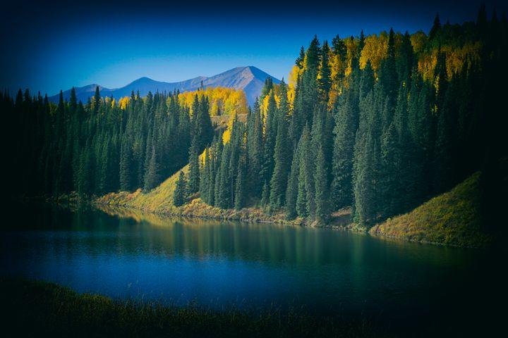 Lake View - Heatherae Photography