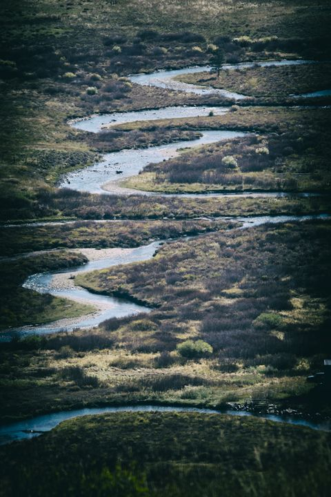 Winding River - Heatherae Photography