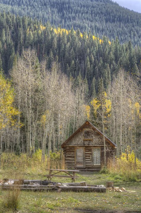 The Cabin - Heatherae Photography