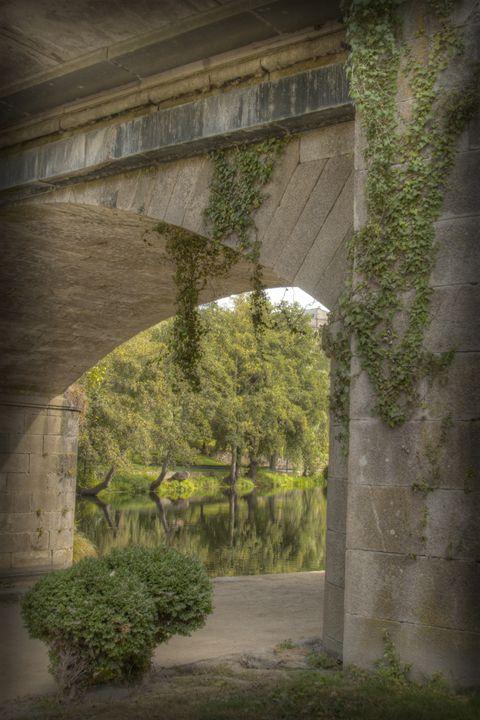 HDR Tunnel - Heatherae Photography