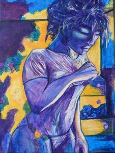 The Blues - Remote Art