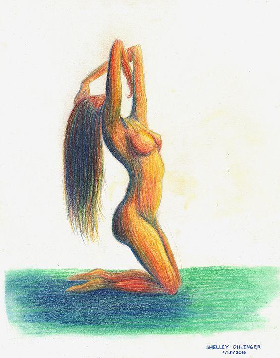 Fluid Form - Shelley Ohlinger