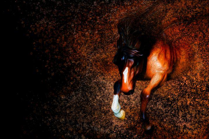 Of Knight's Steed - Aramand Corinth