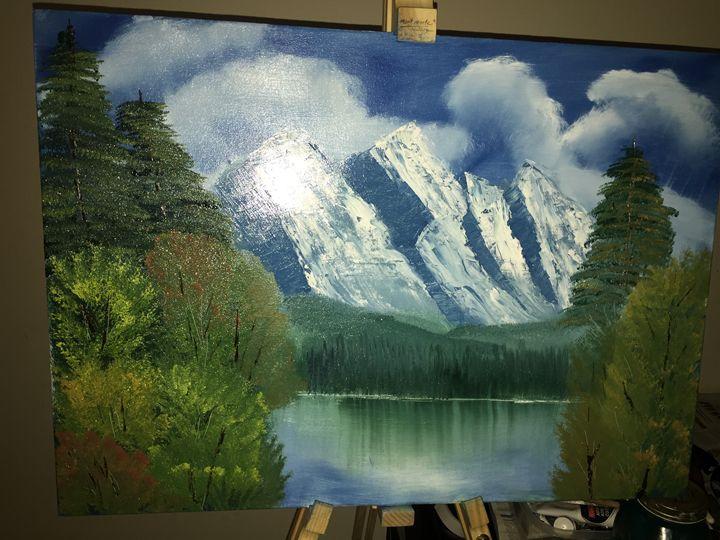Mountains - Shilpa Sharma