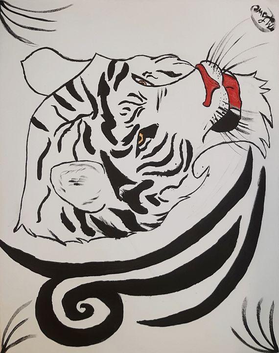 Eye of the tiger - Mojo-jojo