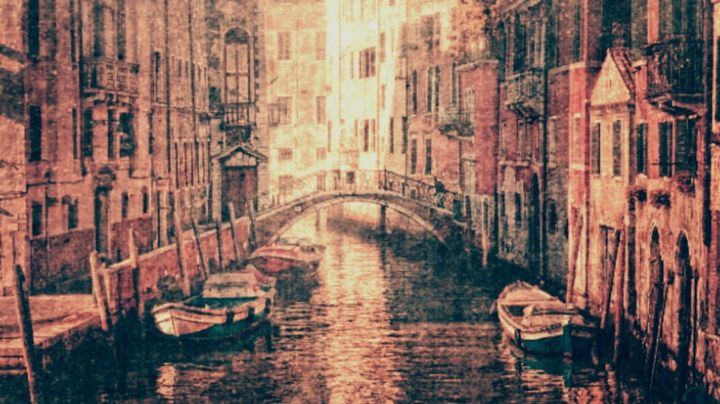 Beautiful Venice Italy - Beautiful Stunning Art by Goodeyez
