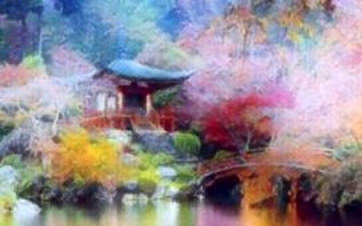 Beautiful Serenity - Beautiful Stunning Art by Goodeyez