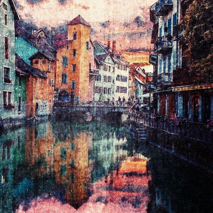 Beautiful Place - Beautiful Stunning Art by Goodeyez