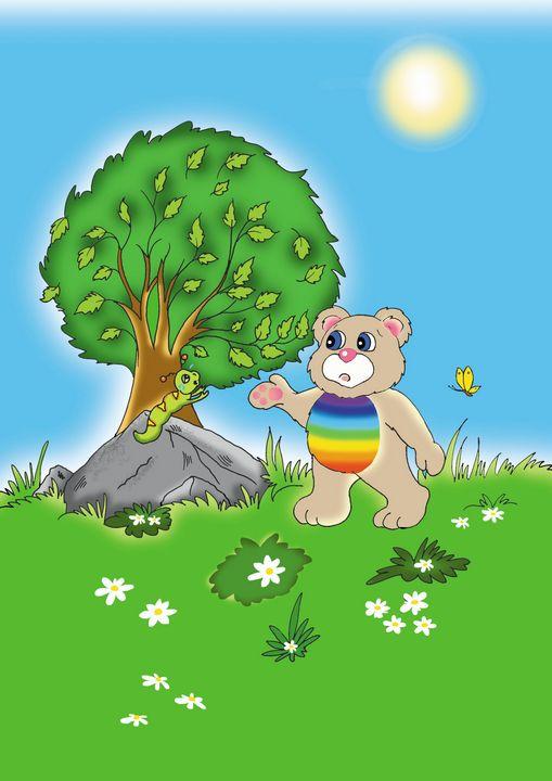 Kids Illustration - JaneArt2019