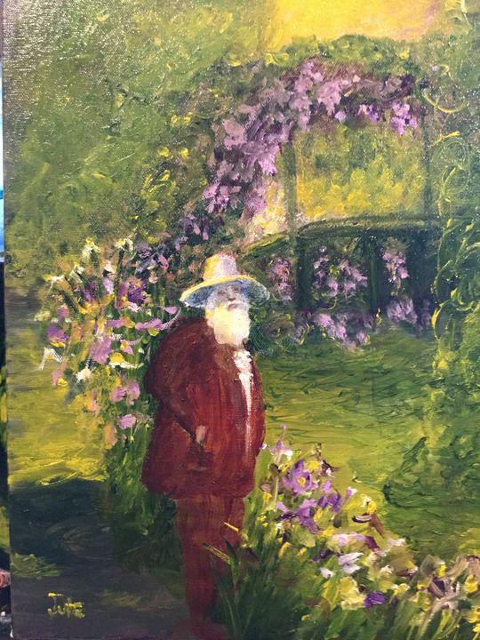 Encounters With Monet - jujute's  Gallery de Jardin de Bonne Nouvelle