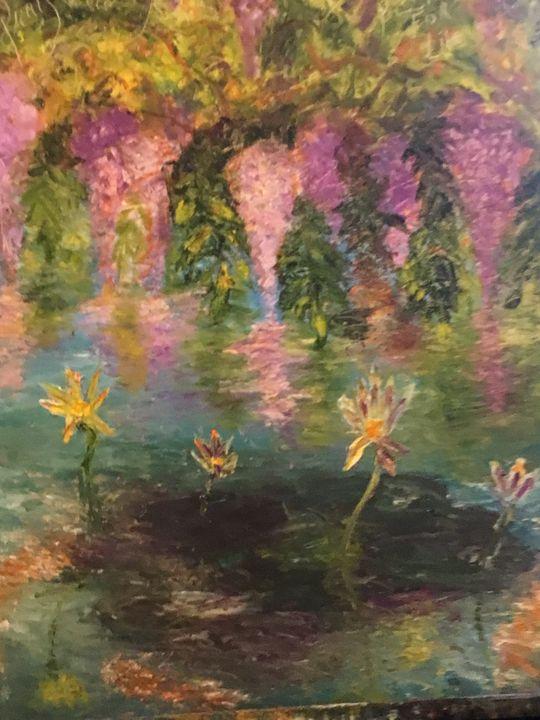 The Colors of Claude - jujute's  Gallery de Jardin de Bonne Nouvelle