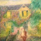 Monet's home at dawn