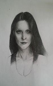 Floor Jansen Portrait