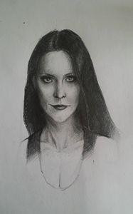 Floor Jansen Portrait