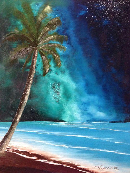 GALAXY OCEAN - Claudia Patricia Valenciano (Art_Hobby)