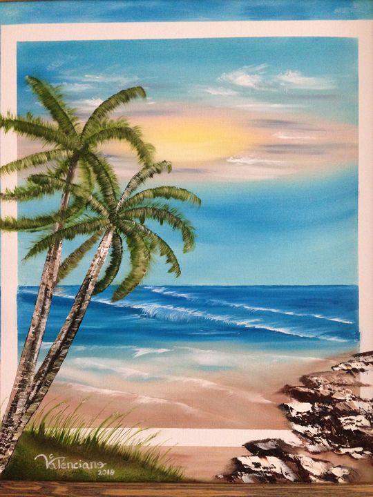OCEANFRONT - Claudia Patricia Valenciano (Art_Hobby)