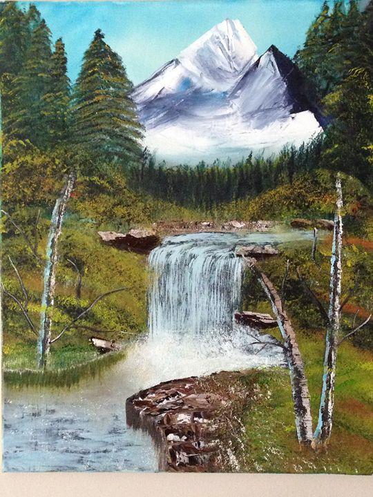 FRESH WATER - Claudia Patricia Valenciano (Art_Hobby)