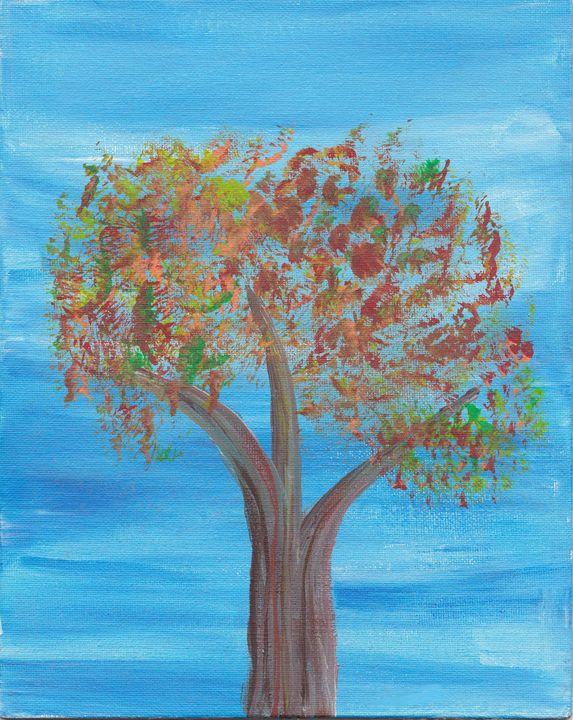 Sunny Autumn - DrainedDaisies