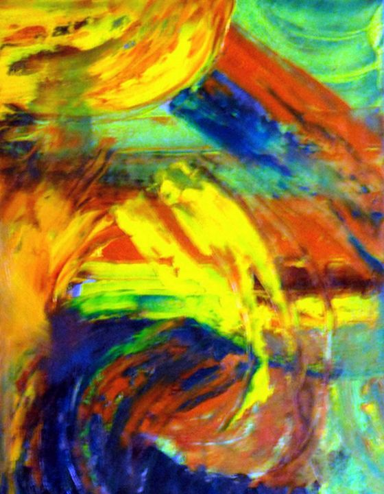 Chaos NOT FOR SALE - Kani Art & Beyond