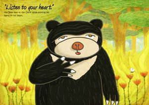 Bear wisdom