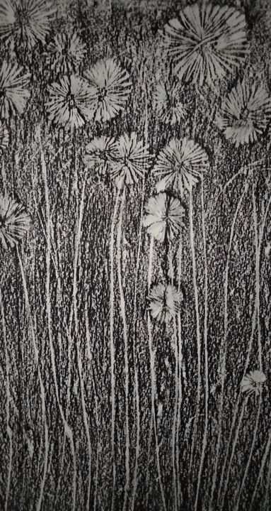 The dandelions - Born for art.