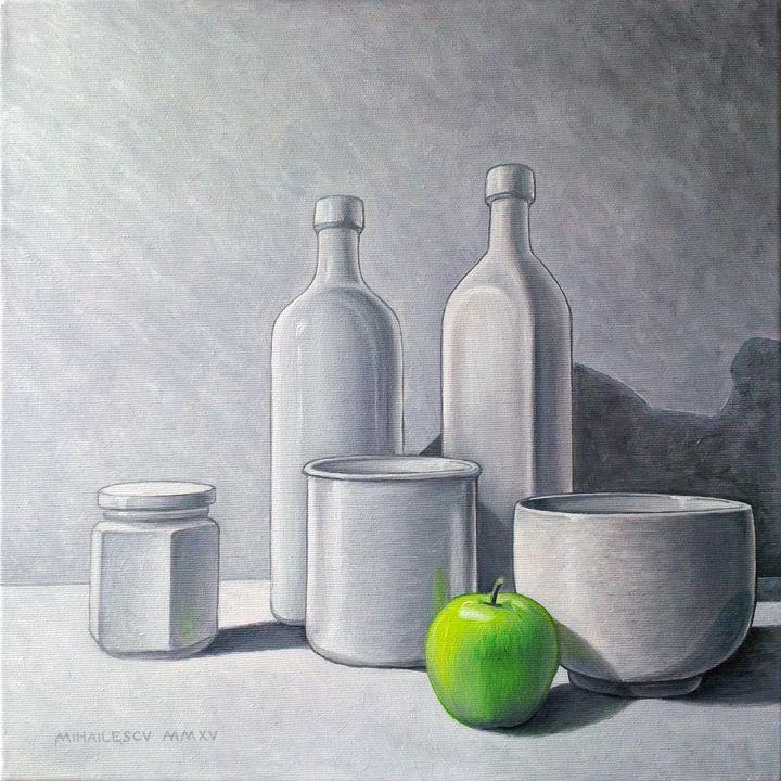 Still life study II - Ciprian Mihailescu