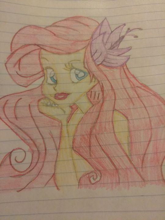 Ariel - AshleyRWood29