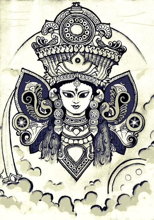 Durga - Rishabh