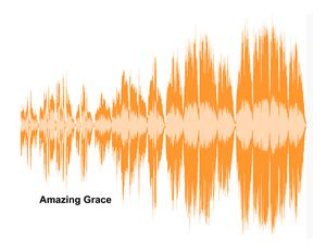Amazing Grace Soundwave
