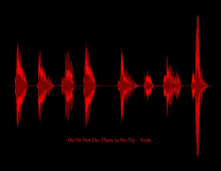 Do Or Not Do Yoda Soundwave - Brian Bula
