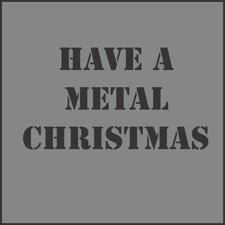 Simple Metal Christmas - The Collection
