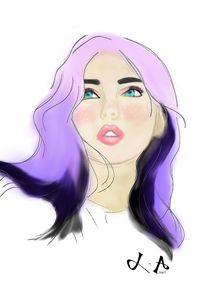 Violet Stardust