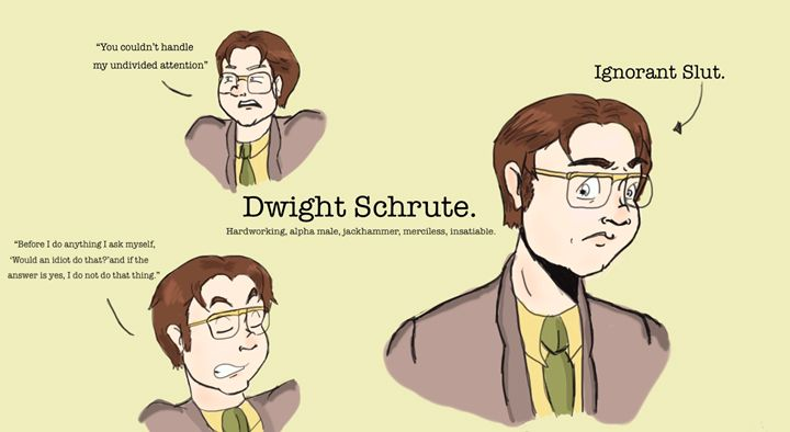 Dwight Schrute - MaevedMab's Gallery