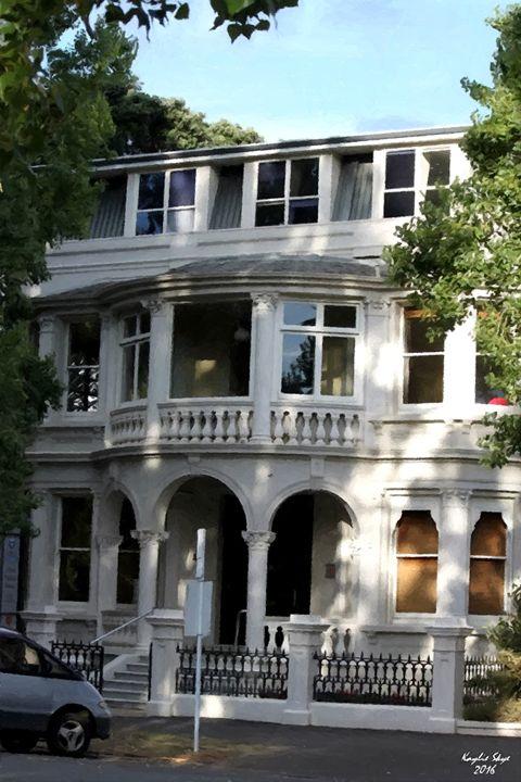 Older Building - Kaylie-Skye