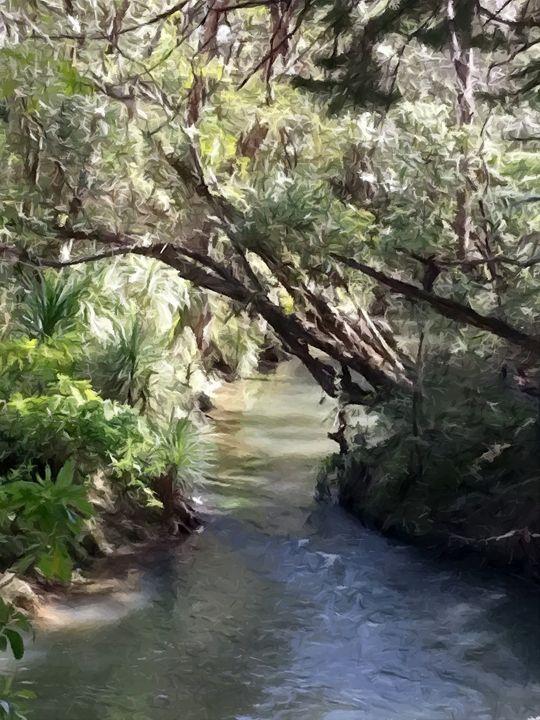 The Stream - Kaylie-Skye
