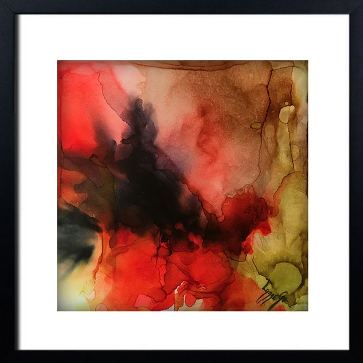 Internal Strength - Lynne Godina-Orme | Australian abstract artist