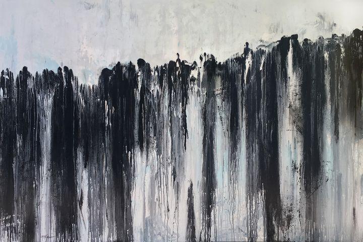 Change Of Plans - Lynne Godina-Orme | Australian abstract artist