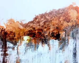 Stay Strong - Lynne Godina-Orme | Australian abstract artist