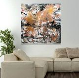 canvas abstract