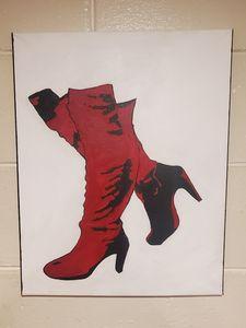 "Red Baddies ""Kickin It"""