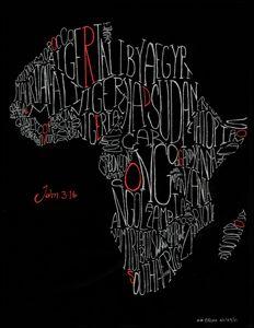 Africa John 3:16