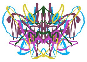 Psycho-symmetric