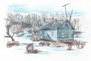 House in Bronka