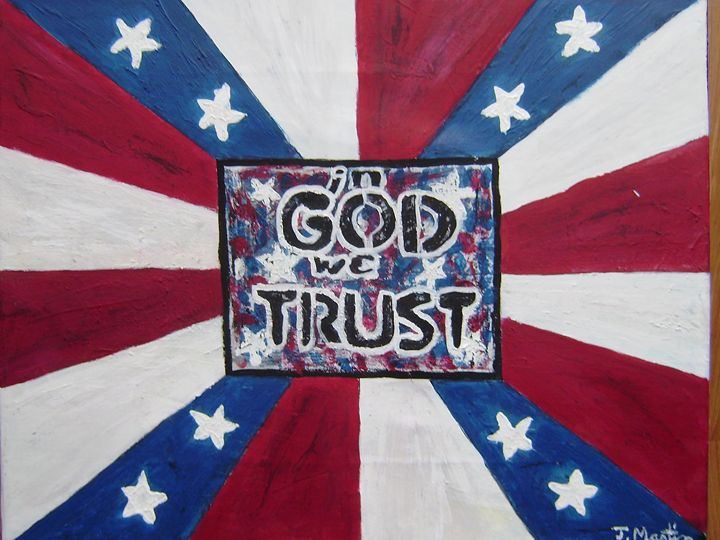 in god we trust - Jean Martin