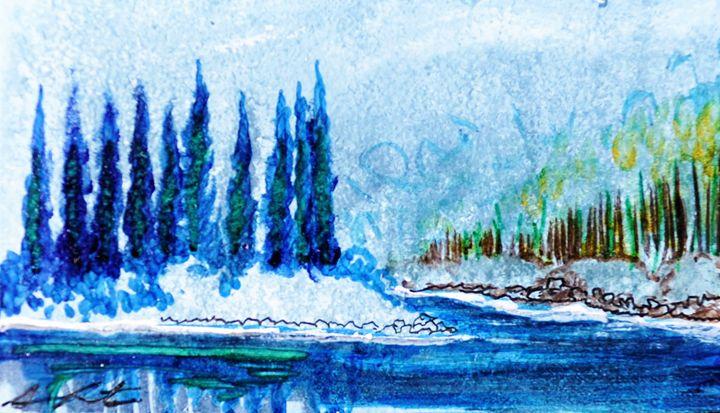 Alaska Dreams - Armando Renteria Fine Art