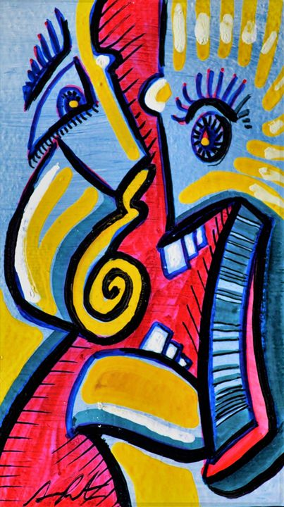 Overreaction - Armando Renteria Fine Art