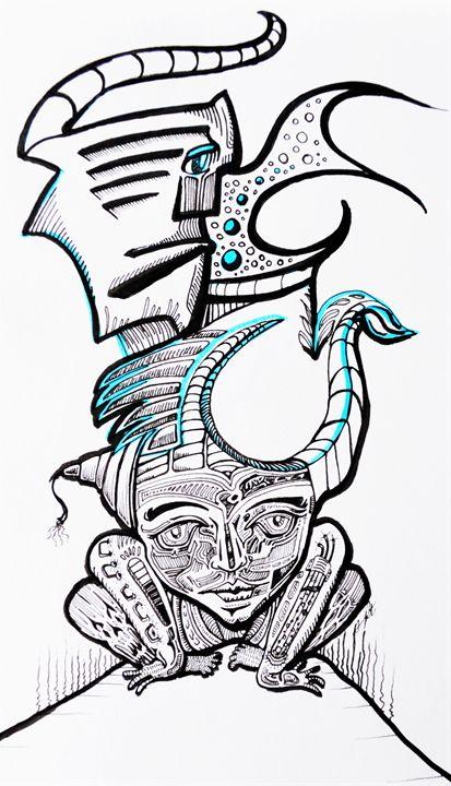 Robotism - Armando Renteria Fine Art