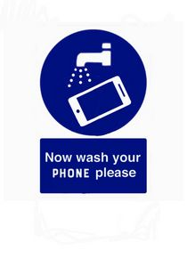 Now wash your phone lease